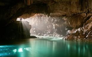 Ideja za izlet (tudi na deževen dan): Treking skozi tri jame