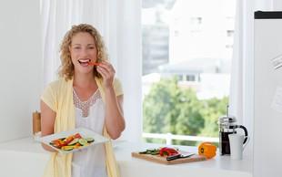4 načini, kako vplivati na izgubo kilogramov in imeti apetit pod kontrolo