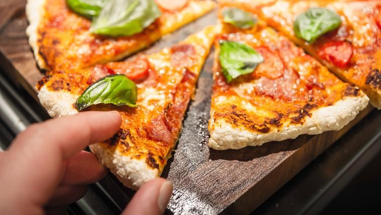 Recept: Slastna pica, ki si jo lahko privoščite brez slabe vesti (foto: Profimedia)