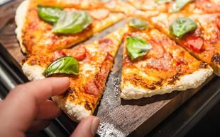 Recept: Slastna pica, ki si jo lahko privoščite brez slabe vesti
