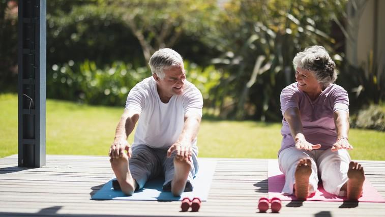 Če ste starejši od 50 in ne zmorete narediti TEGA … Bi vas moralo skrbeti? (foto: Profimedia)