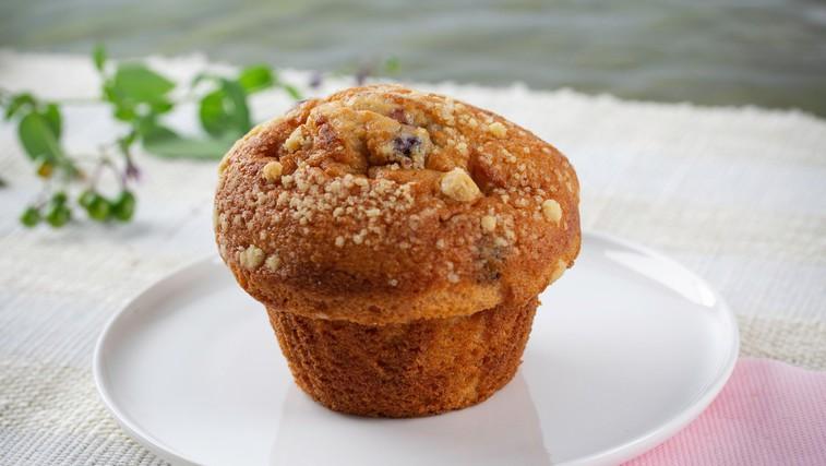 RECEPT: Borovničevi muffini, ki vas bodo zasvojili! (foto: Profimedia)