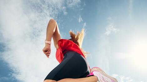 Katere so tiste lastnosti, ki ločijo odličnega tekača od povprečnega? Jih imate?