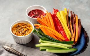4 triki s katerimi boste pojedli več zelenjave (ker vemo, da je imate na jedilniku premalo)