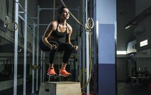 Ko zmanjka časa: 6 vaj za kratek visoko intenziven (HIIT) trening