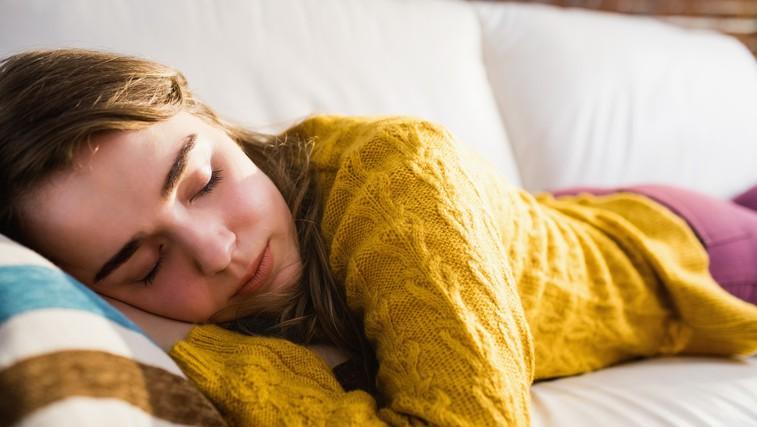 To se zgodi z vašim telesom, če si pogosto privoščite popoldansko spanje (foto: Profimedia)