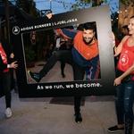 Ljubljana je dočakala prihod tekaške skupnosti adidas Runners! (foto: PROMO)