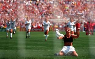Ikonične fotografije, ki so ujele pomembne trenutke športne zgodovine