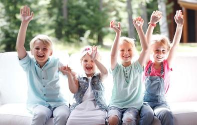 Ste vedeli, da ti dve stvari izboljšujeta otrokovo duševno zdravje? (Recept je čisto preprost!)