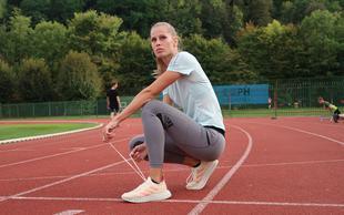 Atletinja Anita Horvat: Na kaj je treba biti pozoren pri izbiri copat za tek?