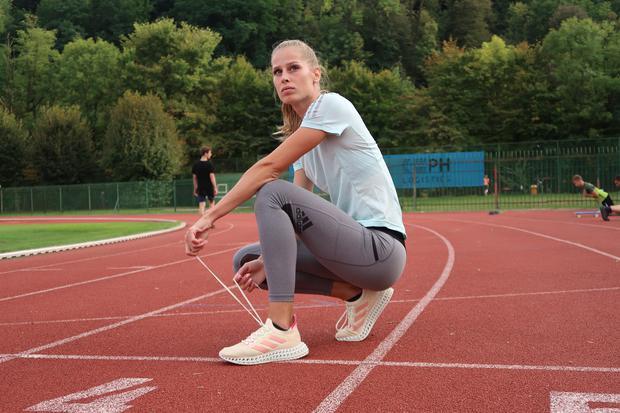 Atletinja Anita Horvat: Na kaj je treba biti pozoren pri izbiri copat za tek? (foto: adidas)