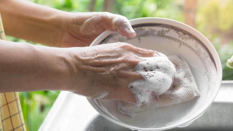 Bi si morali po pranju posode umiti roke? (foto: Profimedia)