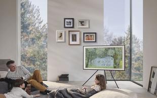 Vrhunska tehnologija in očarljiv dizajn: Spoznajte trojico veličastnih – Samsung The Frame, The Sero in The Serif