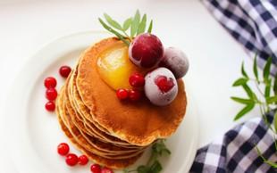 Ideja za zajtrk: Pripravite KORENČKOVE PALAČINKE