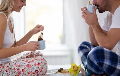 Manj TEH pijač pri zajtrku lahko zmanjša tveganje za povišan krvni tlak