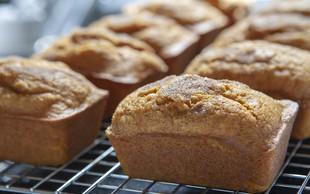 Recept za bučin kruh, ki je hit te jeseni