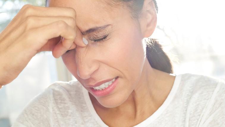 Ali imate glavobole? TA tip glavobola predstavlja večje tveganje za možgansko kap! (foto: Profimedia)