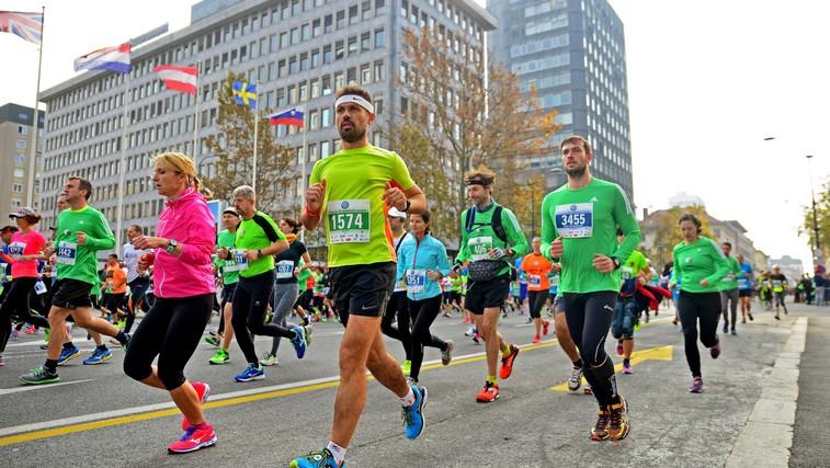 Vse, kar morate vedeti o Volkswagen Ljubljanskem maratonu 2021 (foto: Profimedia)