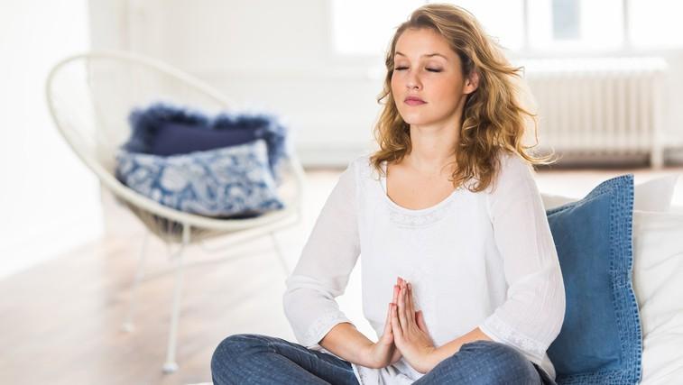 Ste pod stresom? TO je dihalna vaja, ki vam lahko pomaga! (foto: Profimedia)