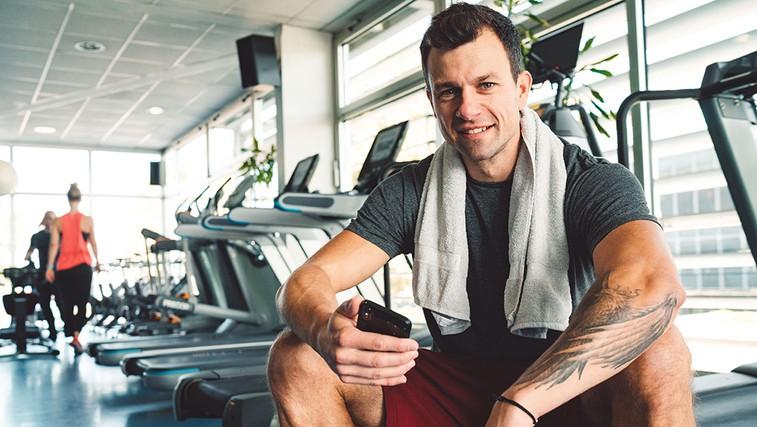 To so trije razlogi, zakaj bi se še danes vpisali v fitnes (in tam športali v hladnih mesecih) (foto: Promocijsko gradivo)