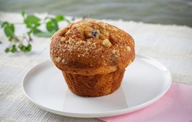 RECEPT: Bananini muffini z orehi