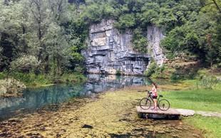 Ideja za izlet: s kolesom obiščite slovenska jezera (+ 3 TOP predlogi)