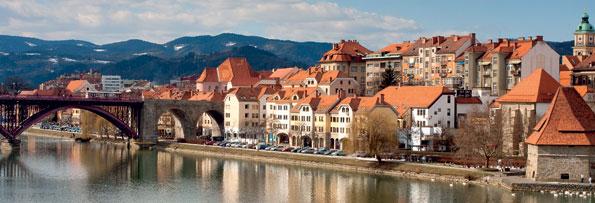 Maribor: kulturna prestolnica Evrope