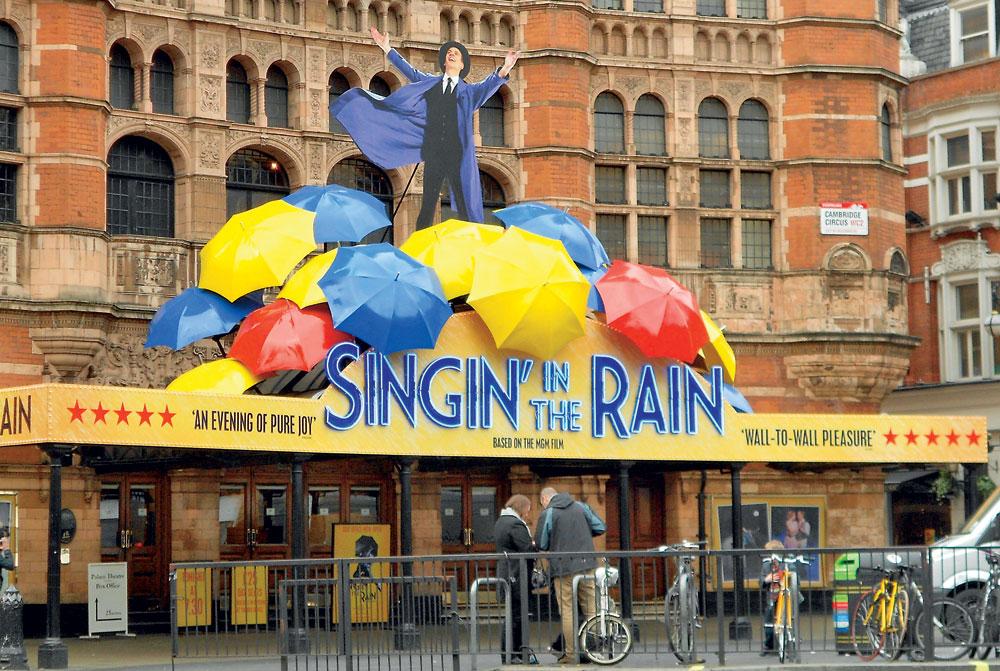 London - gledalšča