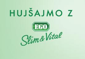 Hujšajmo z Ego Slim & Vital
