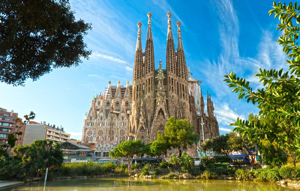 Barcelona gotska arhitektura