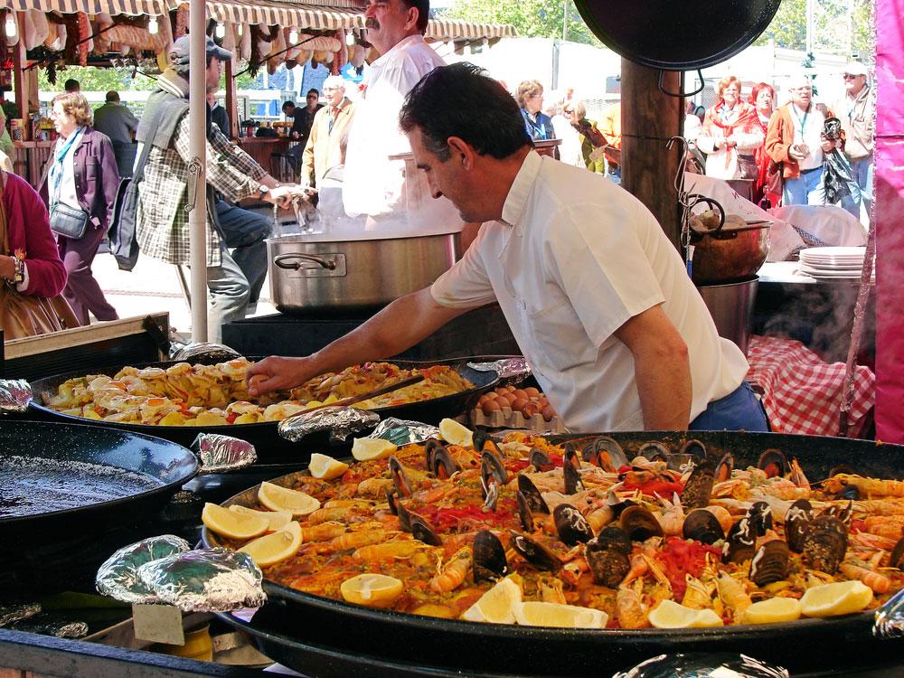 Barcelona kulinarika