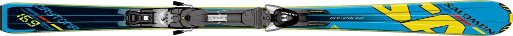 Salomon smuči Daytona