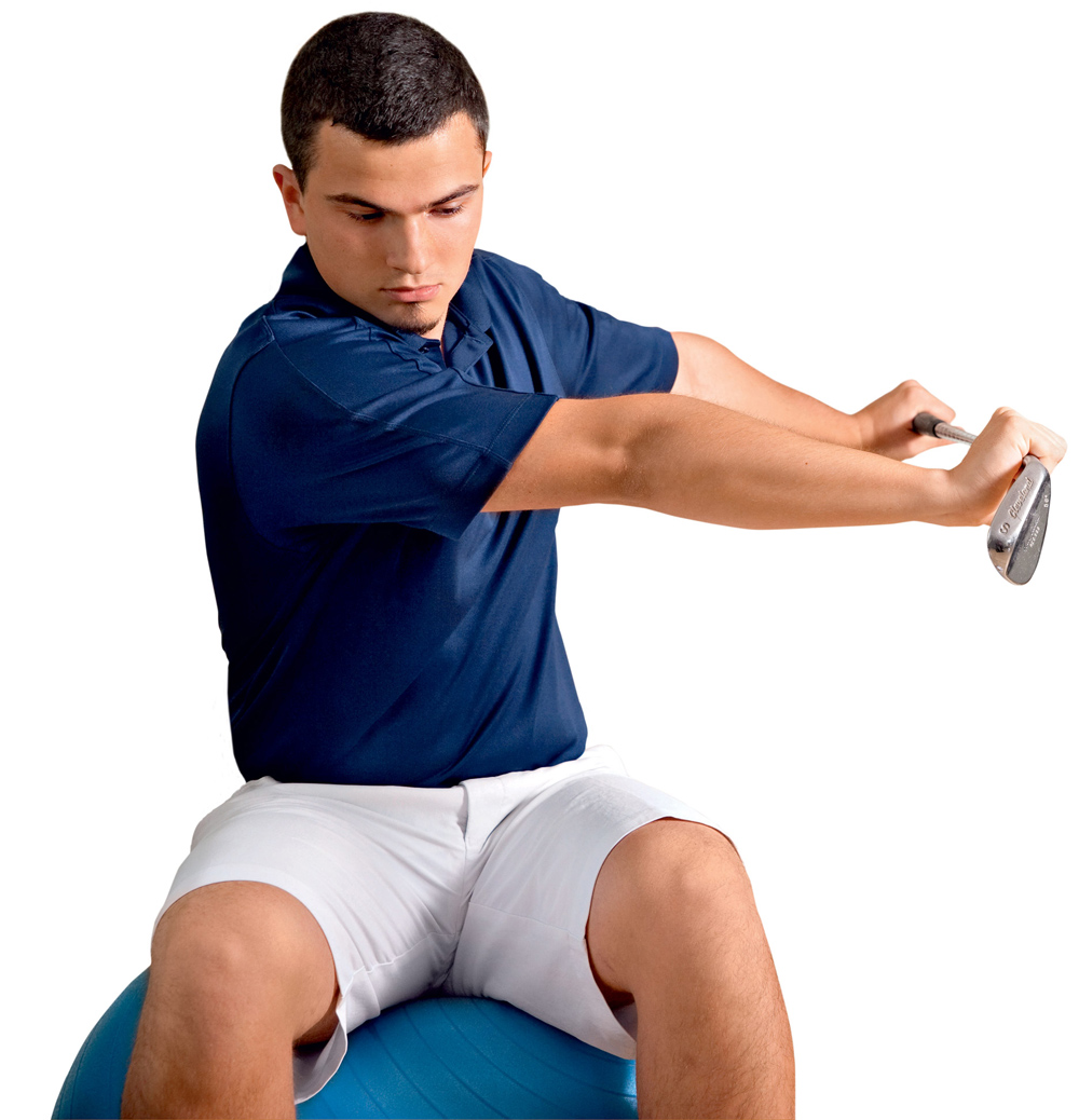 Golf - trening