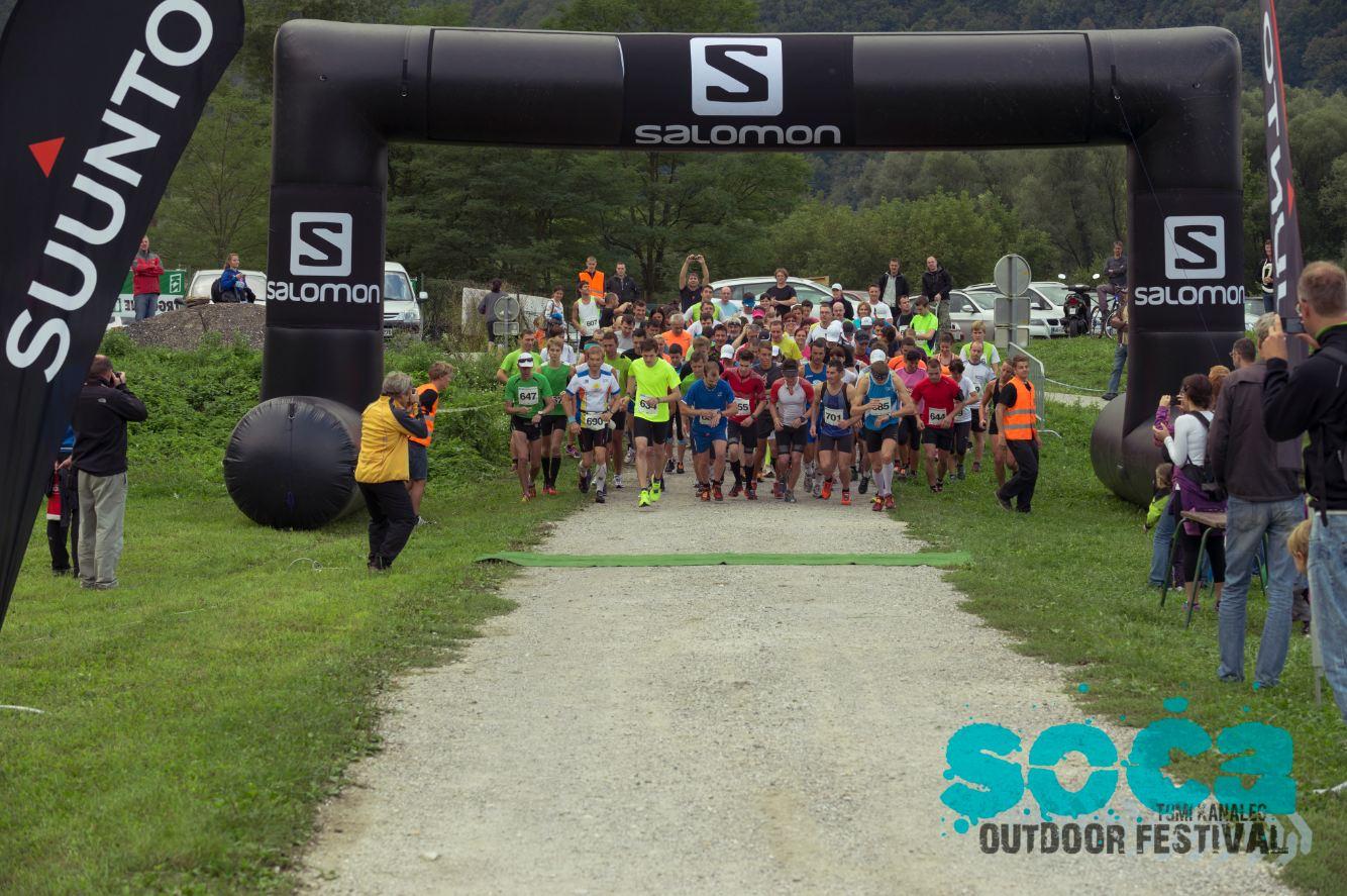 Soča Trail Run