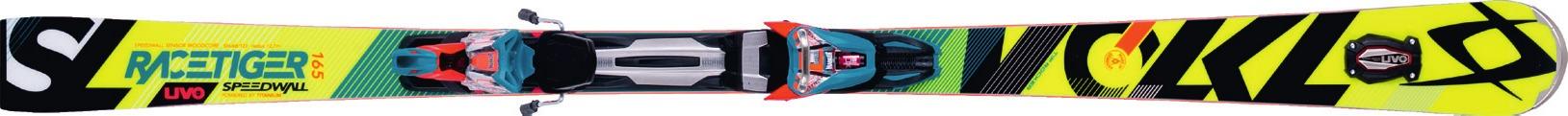 Völkl Racetiger Speedwall SL UVO