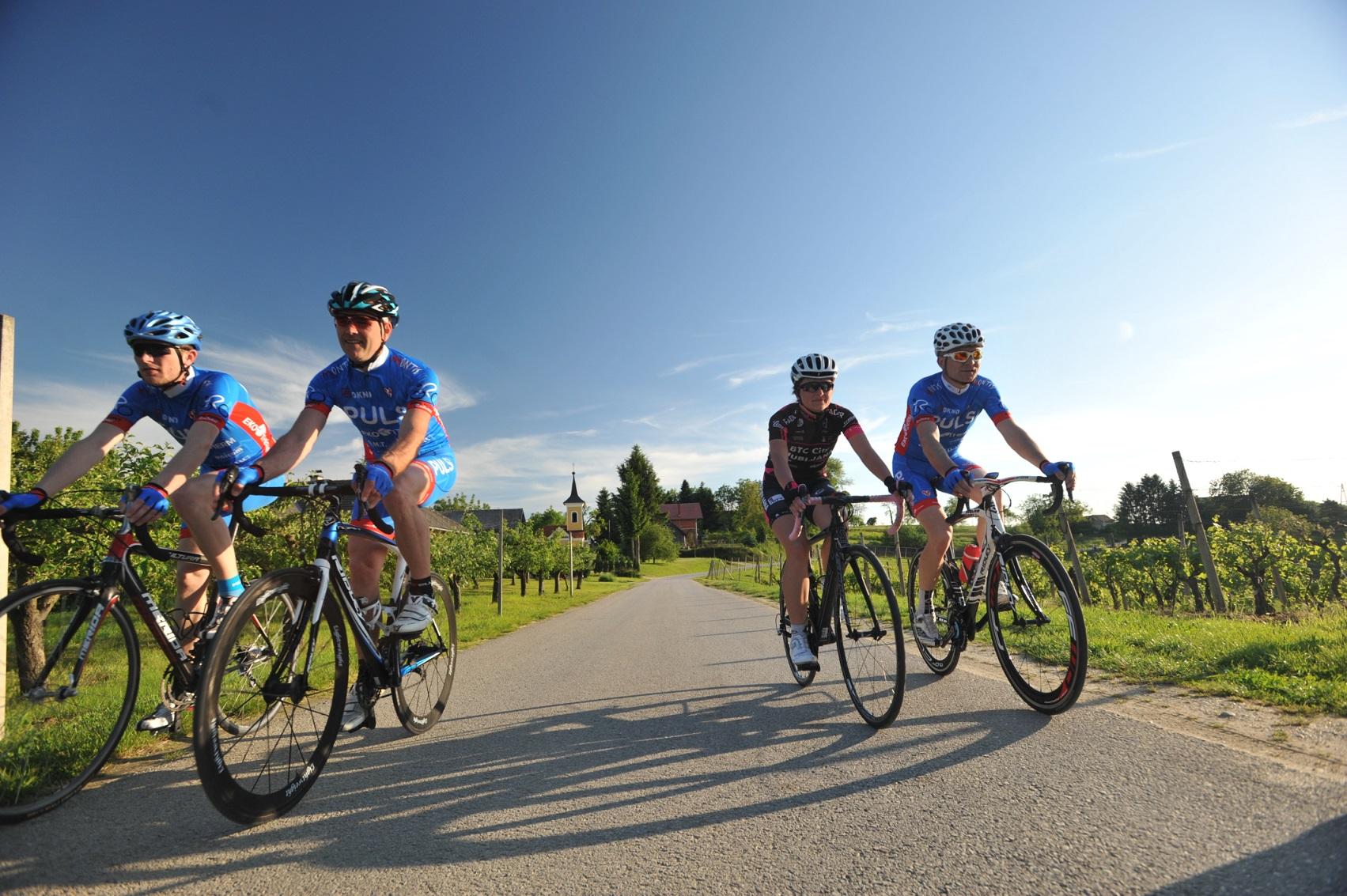 Razsikovanje medžimurskih lepot na kolesu - tudi z dirko Tour of Croatia...
