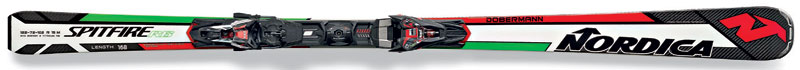 Nordica Dobermann Spitfire RB EVO